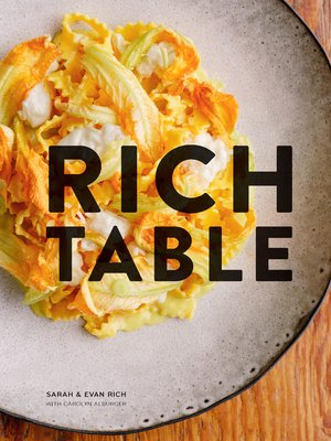 cover image of Rich Table