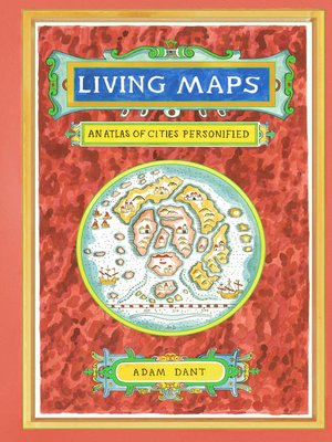 cover image of Living Maps