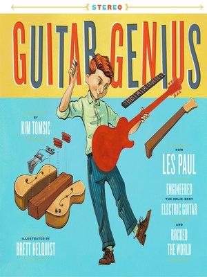 cover image of Guitar Genius