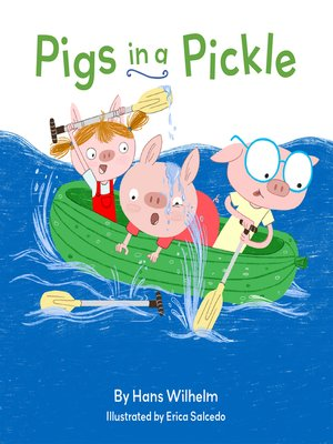 cover image of Pigs in a Pickle