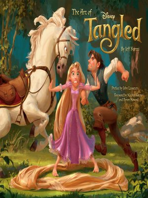cover image of The Art of Tangled