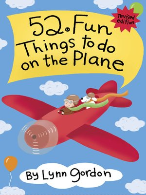 cover image of 52® Fun Things to Do on the Plane