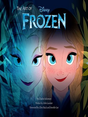 cover image of The Art of Frozen