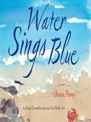 cover image of Water Sings Blue