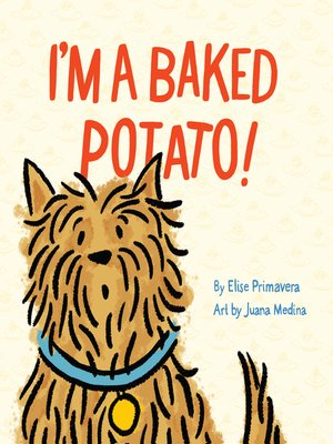 cover image of I'm a Baked Potato!
