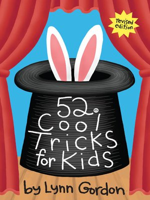 cover image of 52® Cool Tricks for Kids
