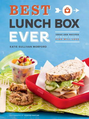 cover image of Best Lunch Box Ever