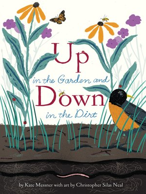 cover image of Up in the Garden and Down in the Dirt