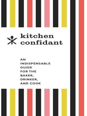 cover image of Kitchen Confidant
