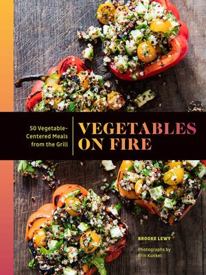 cover image of Vegetables on Fire