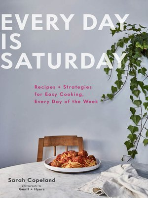 cover image of Every Day is Saturday