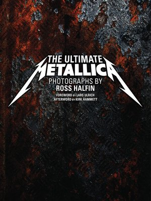 cover image of The Ultimate Metallica