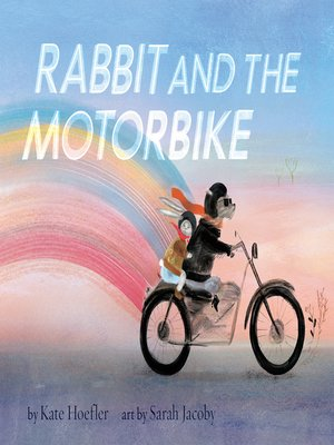 cover image of Rabbit and the Motorbike