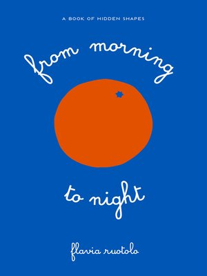 cover image of From Morning to Night