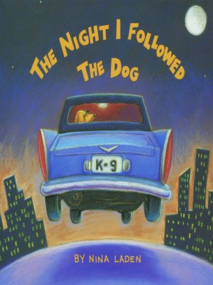 cover image of The Night I Followed the Dog