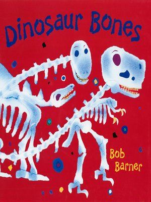 cover image of Dinosaur Bones