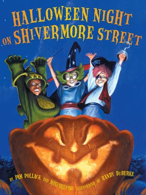 cover image of Halloween Night on Shivermore Street