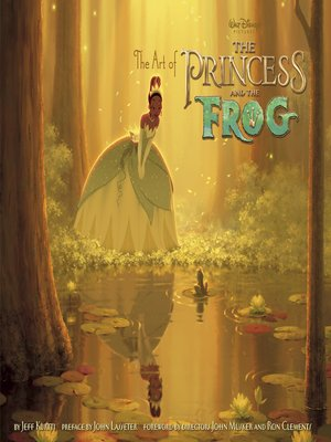 cover image of The Art of the Princess and the Frog