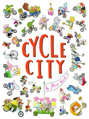 cover image of Cycle City