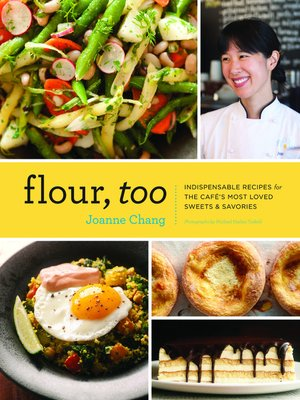 cover image of Flour, Too