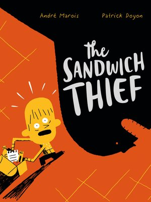 cover image of The Sandwich Thief