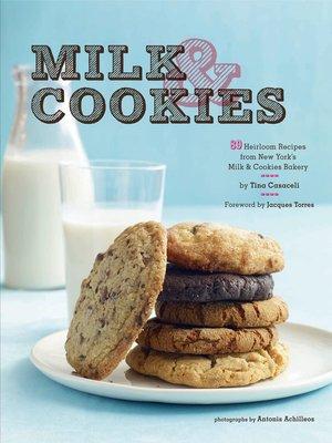 cover image of Milk & Cookies