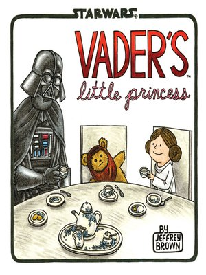 cover image of Vader's Little Princess