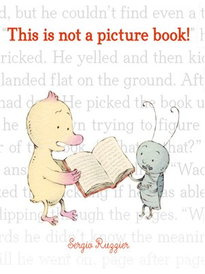 cover image of This Is Not a Picture Book!