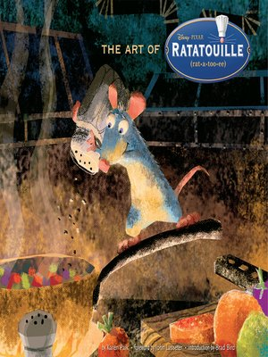 cover image of The Art of Ratatouille