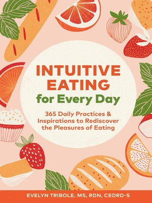 cover image of Intuitive Eating for Every Day