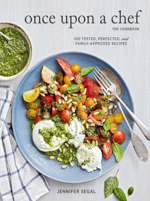 cover image of Once Upon a Chef, the Cookbook