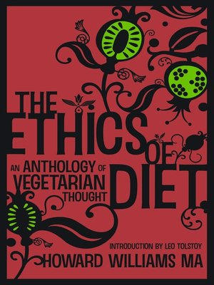 cover image of The Ethics of Diet