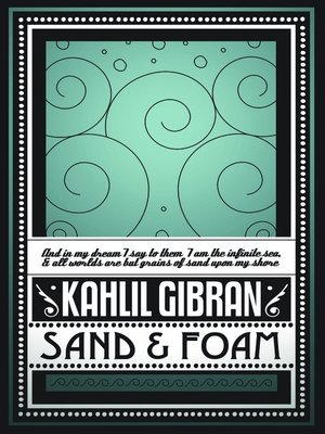 cover image of Sand & Foam