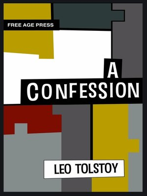 cover image of A Confession