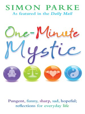 cover image of One Minute Mystic