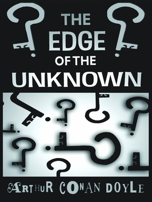 cover image of Edge of the Unknown