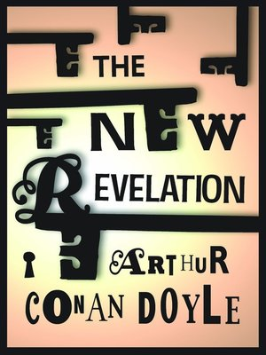 cover image of The New Revelation