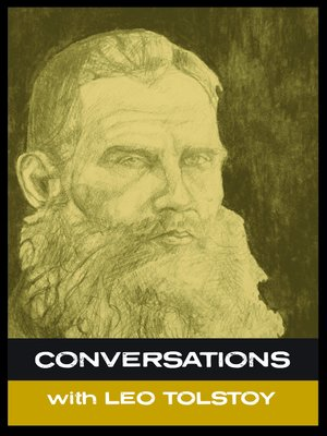 cover image of Conversations with Leo Tolstoy