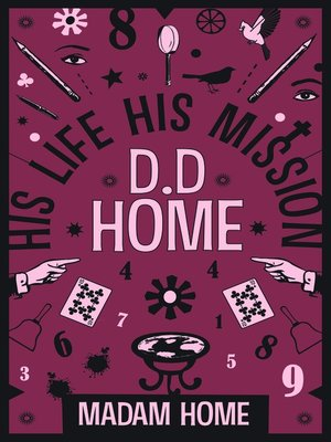 cover image of D. D. Home