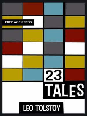 cover image of Twenty Three Tales