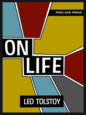 cover image of On Life