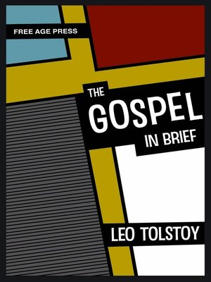 cover image of The Gospel in Brief