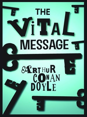 cover image of The Vital Message