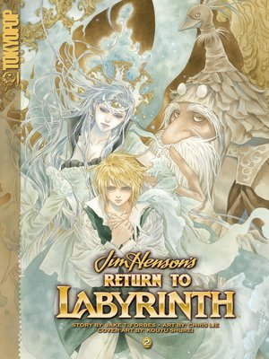 cover image of Return to Labyrinth, Volume 2
