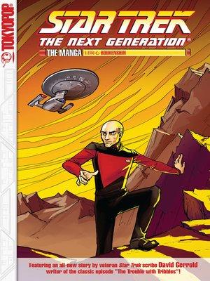 cover image of Star Trek: The Next Generation, Volume 1