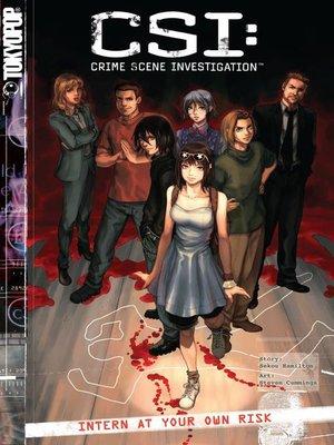 cover image of CSI: Crime Scene Investigation