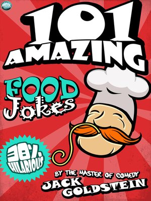 cover image of 101 Amazing Food Jokes