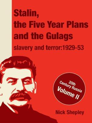 five year plan stalin pdf