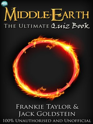 cover image of Middle-earth - The Ultimate Quiz Book