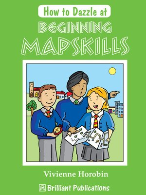 cover image of How to Dazzle at Beginning Mapskills